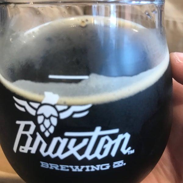 Photo prise au Braxton Brewing Company par Austin W. le12/27/2019