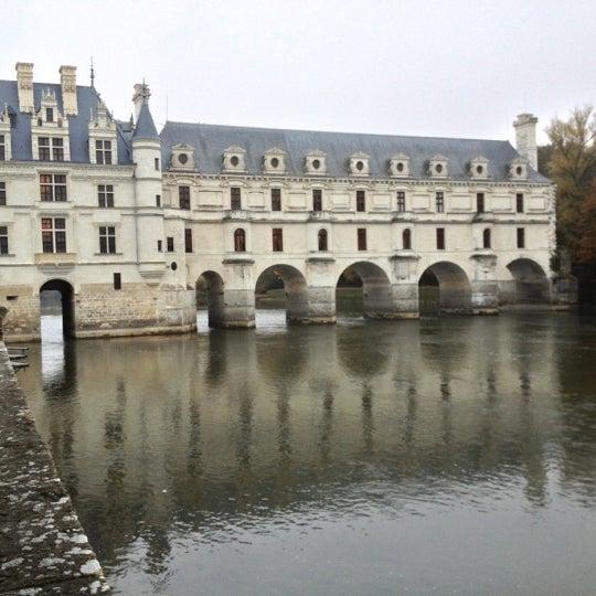 11/15/2012에 Reginaldo C.님이 Château de Chenonceau에서 찍은 사진