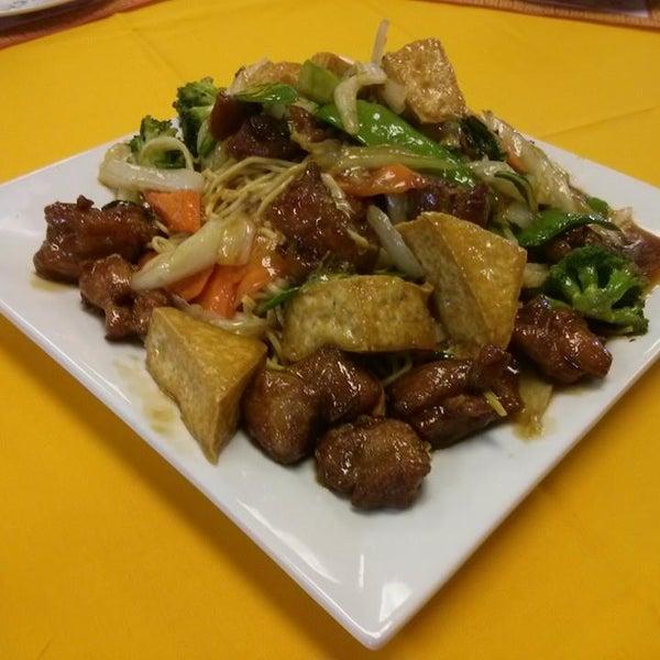 9/7/2014 tarihinde Chifa Du Kang Chinese Peruvian Restaurantziyaretçi tarafından Chifa Du Kang Chinese Peruvian Restaurant'de çekilen fotoğraf