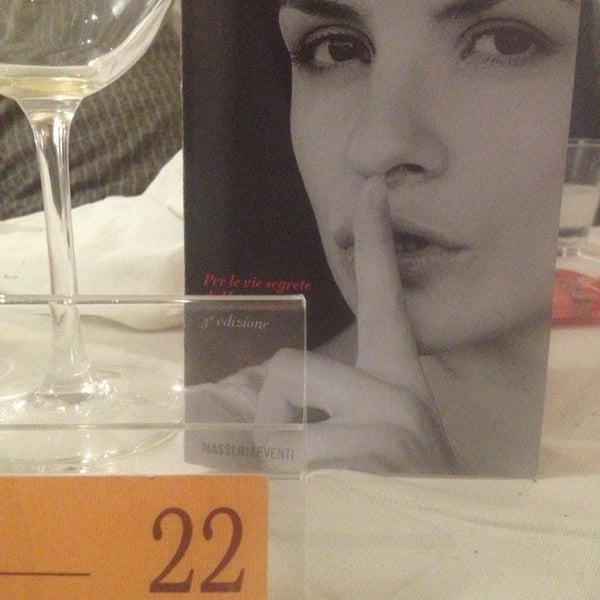 1/18/2013에 Stefano B.님이 Ristorante Pizzeria Masseria에서 찍은 사진