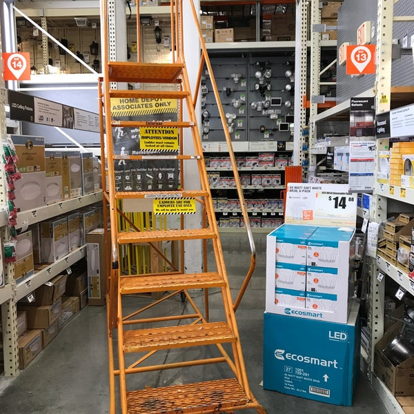 The Home Depot 1700 Anderson Rd