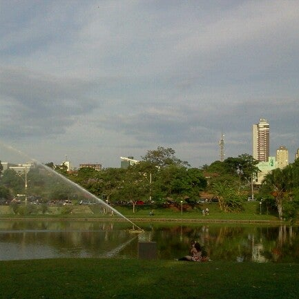 10/21/2012 tarihinde Carlos P.ziyaretçi tarafından Goiânia Shopping'de çekilen fotoğraf