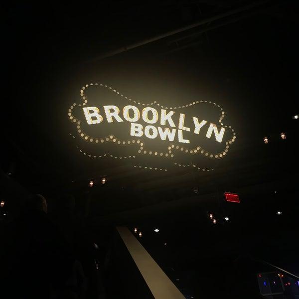 12/5/2019 tarihinde Gonzalo V.ziyaretçi tarafından Brooklyn Bowl Las Vegas'de çekilen fotoğraf