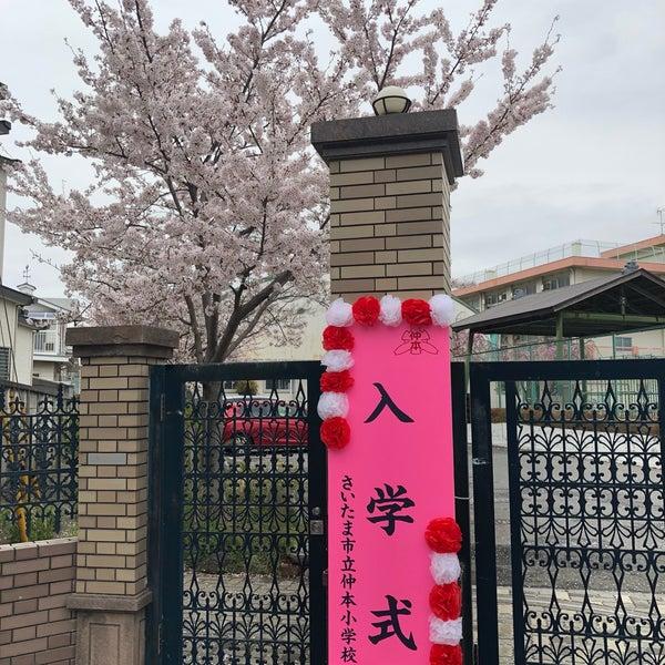 Photos at さいたま市立仲本小学...