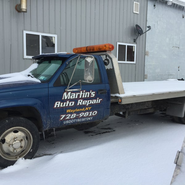 Martins Auto Repair >> Martin S Auto Repair Of Wayland Wayland Ny