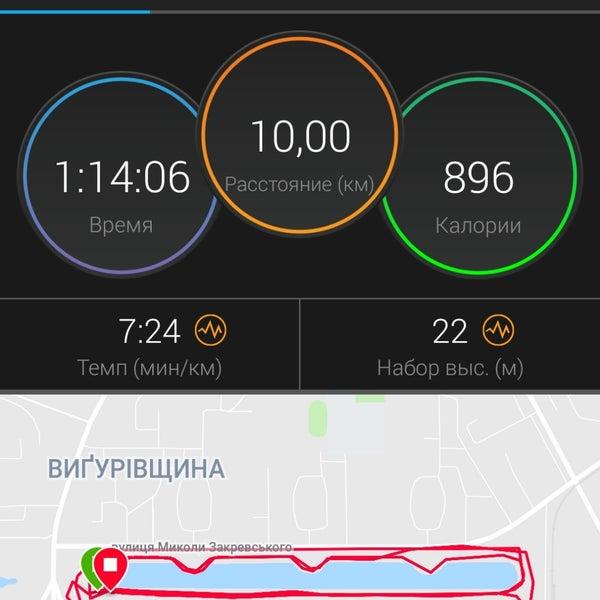 รูปภาพถ่ายที่ Троєщинський канал โดย Gennadii P. เมื่อ 6/16/2018