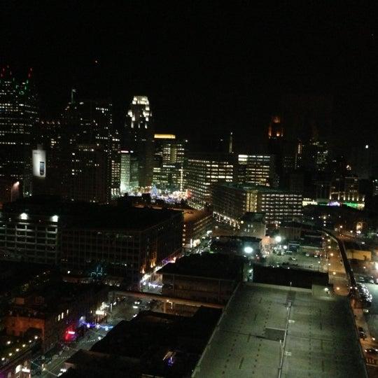 12/14/2012에 Julie P.님이 Greektown Casino-Hotel에서 찍은 사진