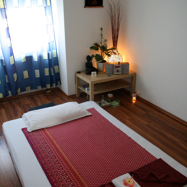 Photo taken at Kitty´s Thai Massage by Business o. on 8/9