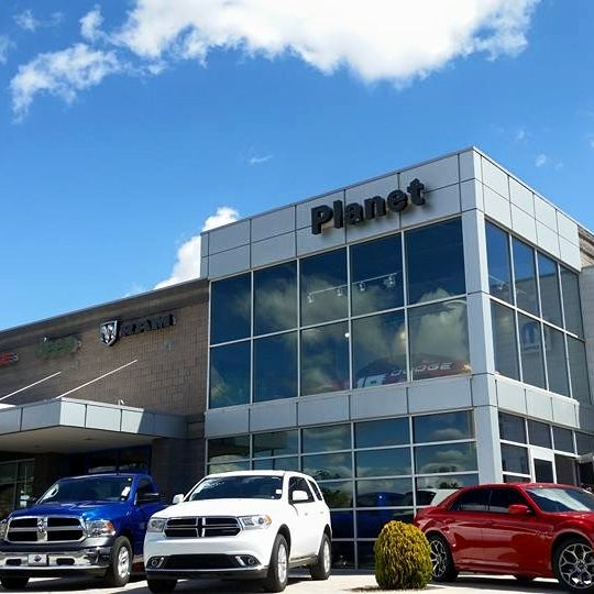 Photos At Planet Chrysler Dodge Jeep Ram Fiat Auto Dealership In Flagstaff