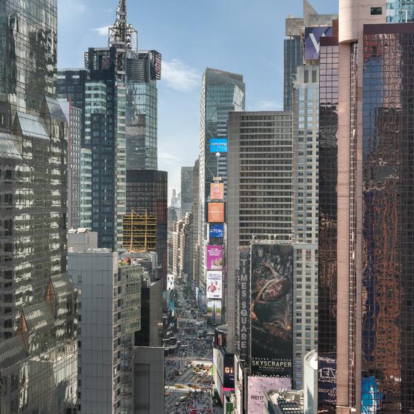 8/14/2019에 Business o.님이 Novotel New York Times Square에서 찍은 사진