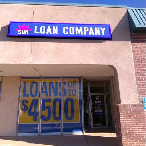 Sun Loan Company Grants Nm