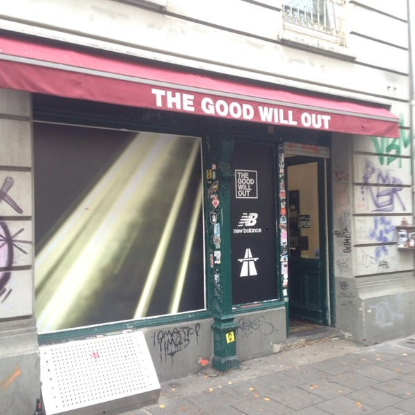 9461f6e3c The Good Will Out - Shoe Store in Köln