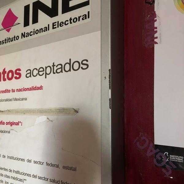 Photos At Módulo Ine álamos Calz De Tlalpan 757