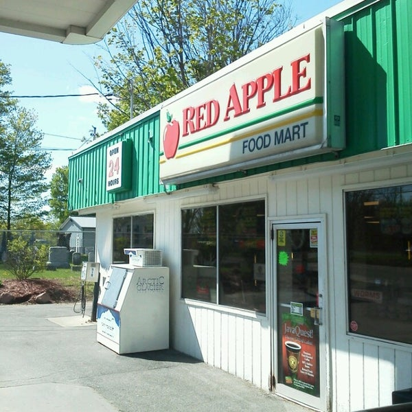 Photos At Kwik Fill Red Apple Food Mart And Gas Station Gas Station In Syracuse