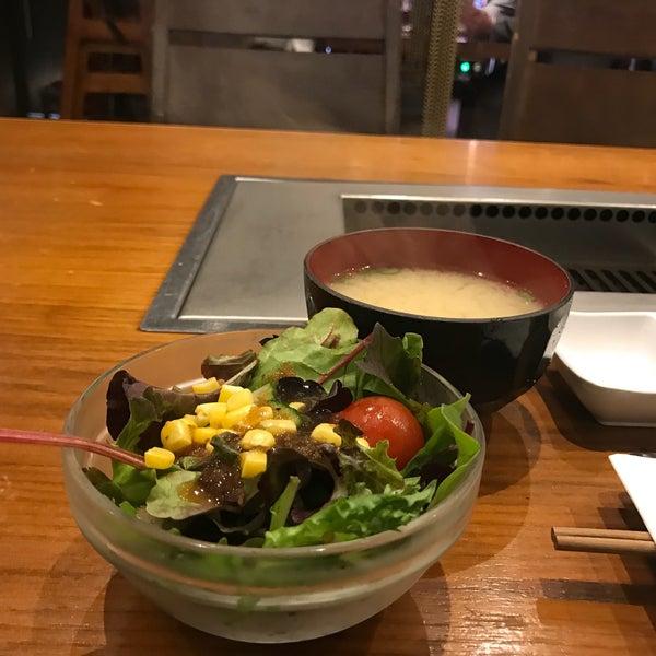 Photo prise au Kintan Japanese BBQ par Noel T. le6/19/2018