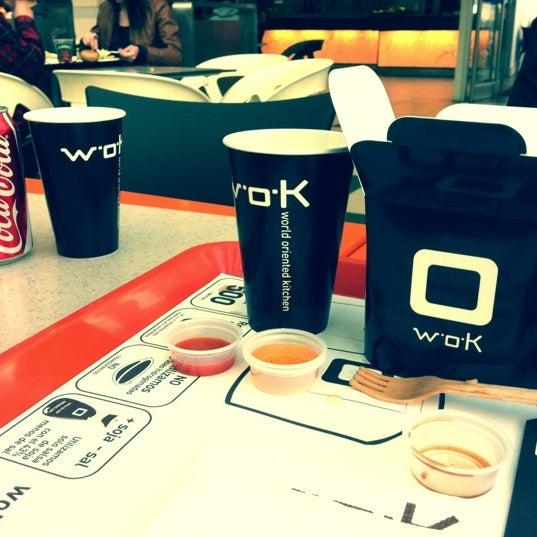 รูปภาพถ่ายที่ WOK Chile โดย Nevilk R. เมื่อ 8/19/2012