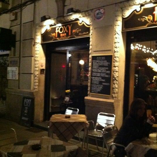Foto tomada en Foxy Bar por Josep F. el 2/25/2012