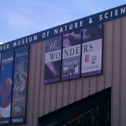 Photo prise au Denver Museum of Nature and Science par Amanda S. le1/2/2012