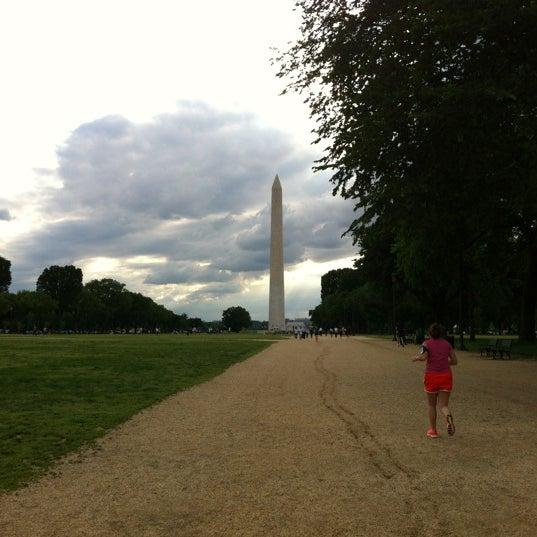 Foto scattata a National Mall da David C. il 5/15/2012