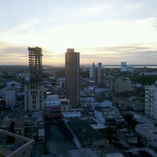 Das Foto wurde bei InterTower Hotel von Pepe E. am 11/25/2011 aufgenommen