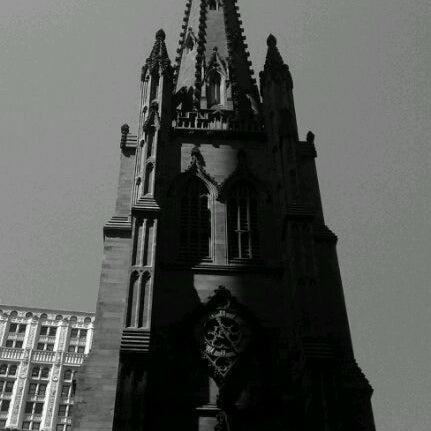 Foto scattata a Trinity Church da Rob il 4/19/2012