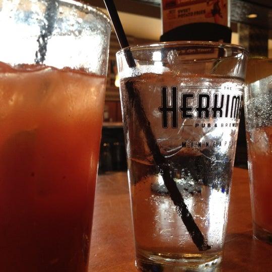 6/3/2012에 Amanda J.님이 The Herkimer Pub & Brewery에서 찍은 사진