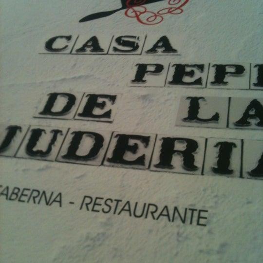 Photo prise au Casa Pepe de la Judería par Fran le3/23/2012
