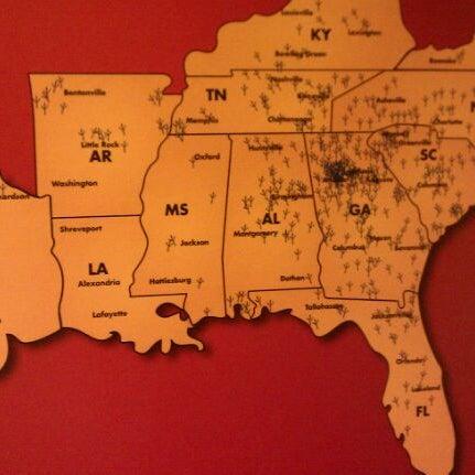 Photos at Zaxby's en Fingers & Buffalo Wings - Southeast ... on
