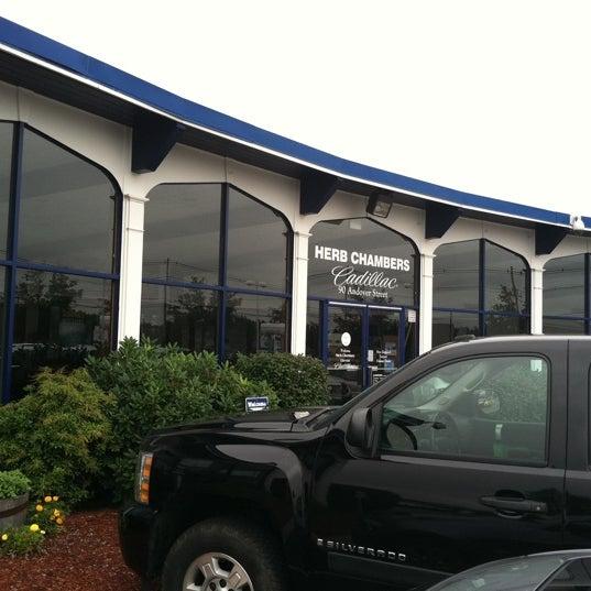 Herb Chambers Chevrolet >> Herb Chambers Chevrolet Of Danvers Auto Dealership