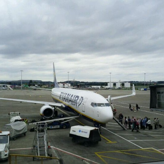 Photo prise au Edinburgh Airport (EDI) par Max W. le9/1/2011