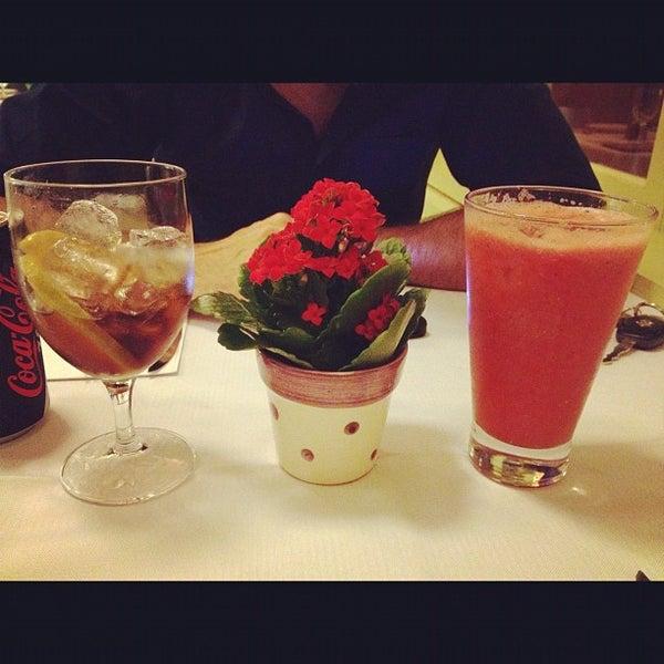 Foto tirada no(a) Zeffiro Restaurante por Ernani Domingos D. em 7/13/2012