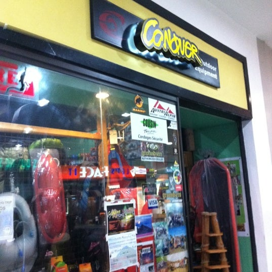 Photos at Conquer Outdoor Shop - Sporting Goods Shop in Mandaluyong