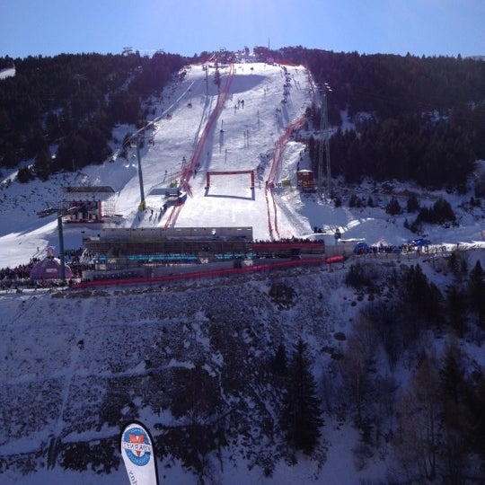 รูปภาพถ่ายที่ Sport Hotel Hermitage & Spa โดย Frank N. เมื่อ 2/11/2012
