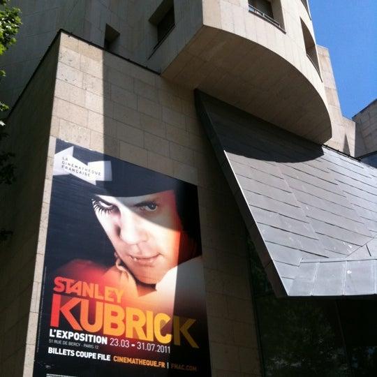 Foto scattata a La Cinémathèque Française da Kevin S. il 5/12/2011