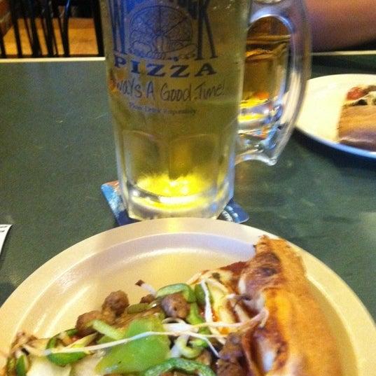 8/29/2011にBlaise O.がWoodstock's Pizzaで撮った写真