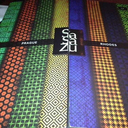 Foto diambil di SaSaZu oleh Jiri H. pada 5/20/2012