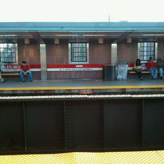 Photos at MBTA Charles/MGH Station - Beacon Hill - 17 tips