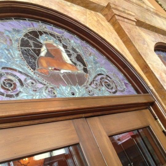 3/15/2012 tarihinde Emily W.ziyaretçi tarafından Auditorium Theatre'de çekilen fotoğraf