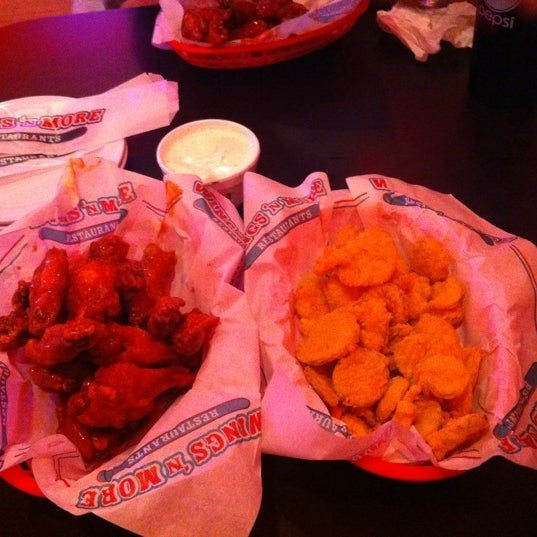 Wings 'N More - South Side - Corpus Christi, TX