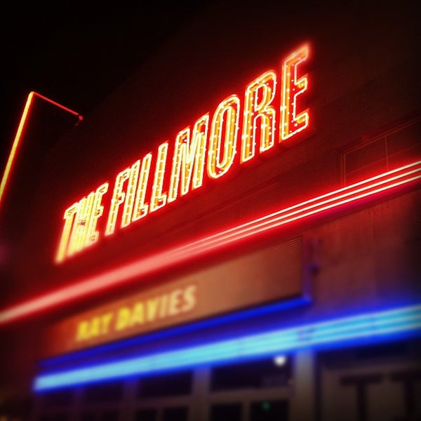 Photo prise au The Fillmore par Jordan B. le11/15/2011