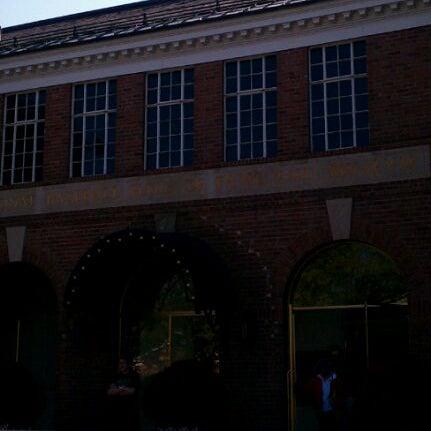 10/9/2011 tarihinde Kristi G.ziyaretçi tarafından National Baseball Hall of Fame and Museum'de çekilen fotoğraf