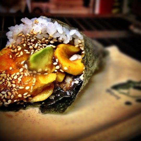 Foto diambil di Sushi Washoku oleh Aram pada 7/24/2012