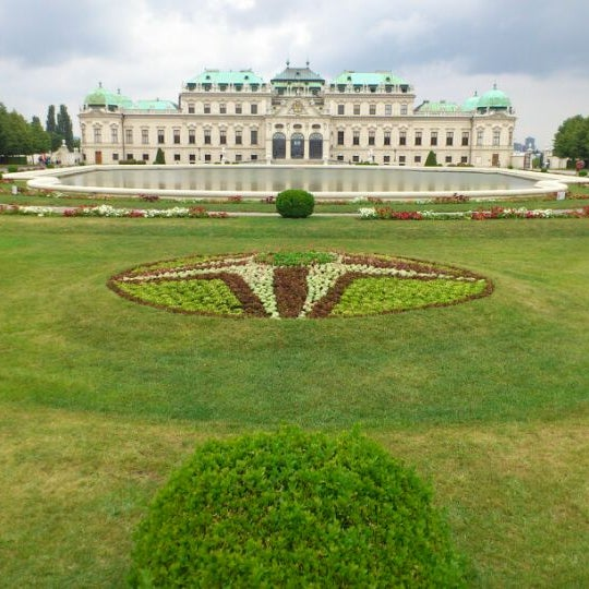 6/2/2012 tarihinde Damelziyaretçi tarafından Oberes Belvedere'de çekilen fotoğraf