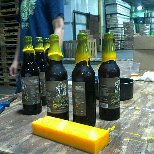 Foto scattata a Terrapin Beer Co. da Grant F. il 10/10/2011