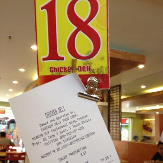 Chicken Deli Sampaloc Maynila City Of Manila
