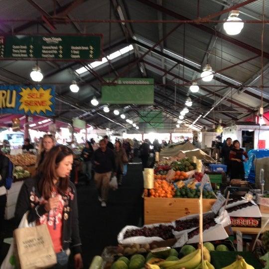 Foto diambil di Queen Victoria Market oleh Peter C. pada 7/20/2012