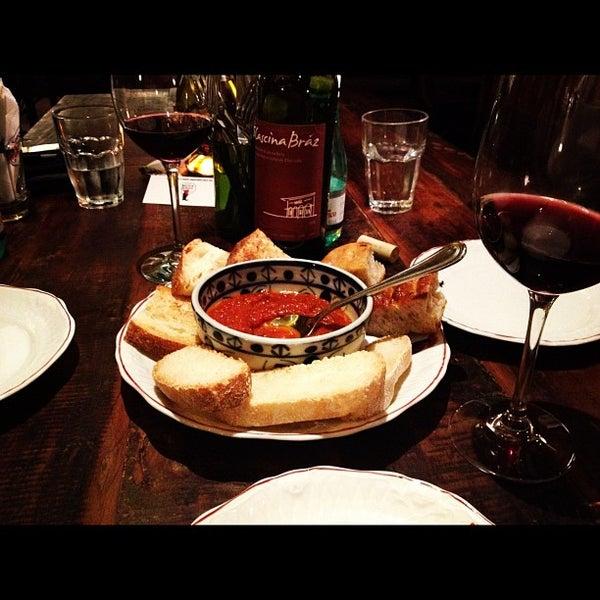 รูปภาพถ่ายที่ Bottega Bottagallo โดย Daniel M. เมื่อ 3/31/2012