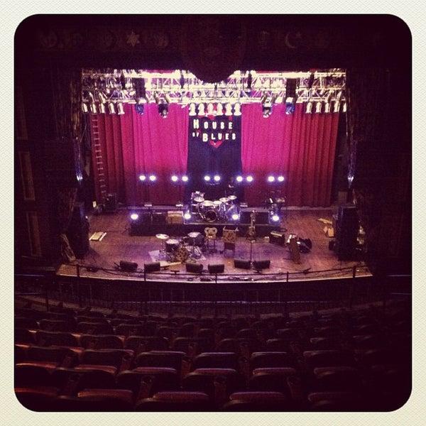 6/1/2012에 Ben D.님이 House of Blues에서 찍은 사진