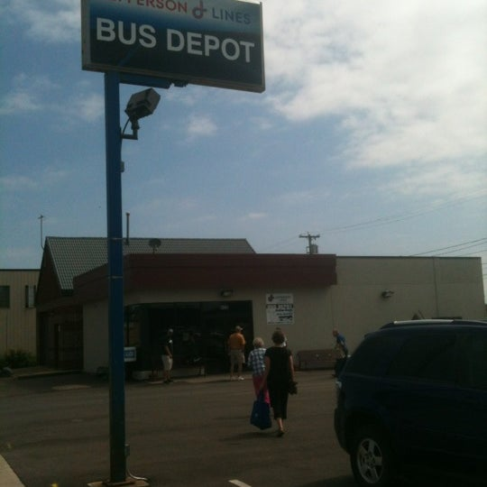 Photos at Jefferson Lines Bus Depot - Bus Station