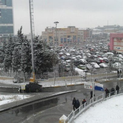 Photo prise au Beylikdüzü Migros AVM par Kemal Ş. le1/27/2013